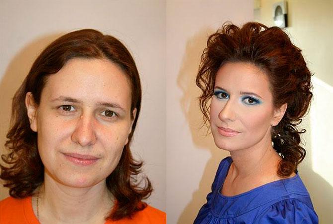 Профессиональный макияж для фотограф