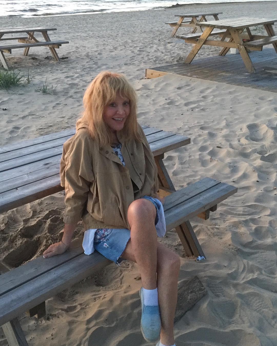 Пугачева с галкиным на пляже фото