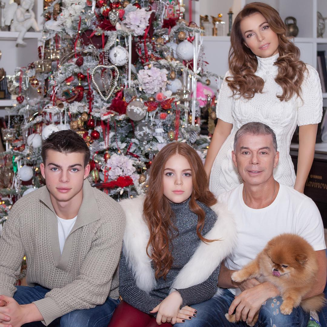 Газманов дети фото 2018