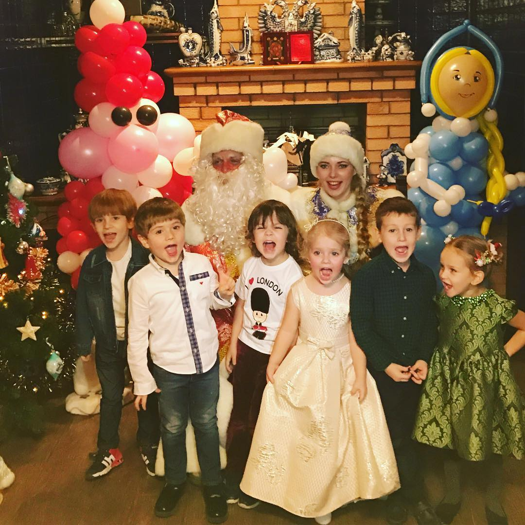 Алла пугачева ее дети фото 2018