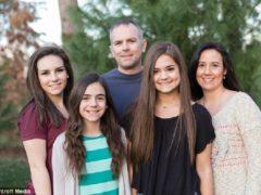 Сильная духом: девятилетняя девочка смогла победить рак и продолжает жить дальше