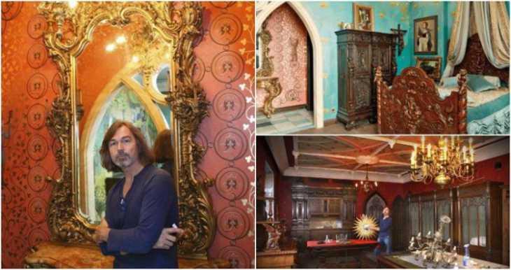 Роскошные дома наших знаменитостей, обстановка которых многое расскажет вам и о самих хозяевах!
