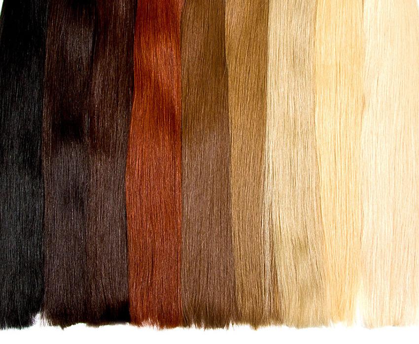 Натуральная покраска волос