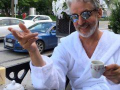 История о том, как всего за 750 евро обычный пенсионер стал звездой Инстаграм