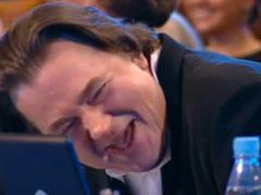 Убойный номер — «Теща», даже Константин Эрнст смеялся до слез!