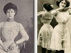 Модные тенденции викторианского общества, от которых становится не по себе