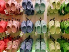 Ученые из Германии провели ряд исследований реплик обуви Crocs и обнародовали результаты