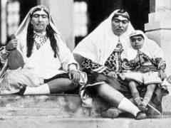 Редкие кадры: как выглядели 100 лет назад любимые жены иранского шаха