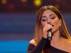 Ани Лорак полностью раскрыла потенциал своего голоса, исполнив хит Уитни Хьюстон