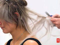 Американка месяц не снимала шапку после визита к неопытному парикмахеру