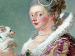 Удивительная мода на дам с собачками, зародившаяся в средневековье
