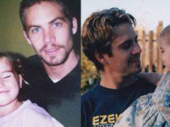 Дочери погибшего в страшной аварии Пола Уокера исполнилось 18 лет