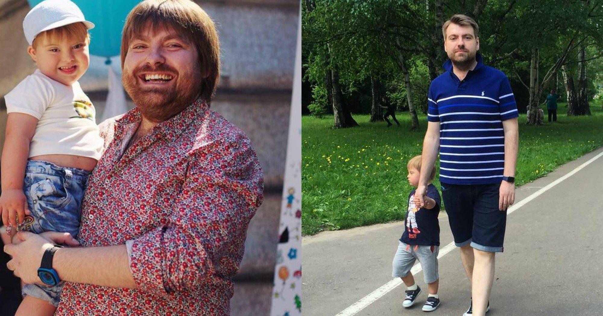 для муж бледанс похудел фото до и после бывают