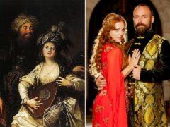 Как выглядят дети любимых экранных героев Хюррем и султана Сулеймана в жизни