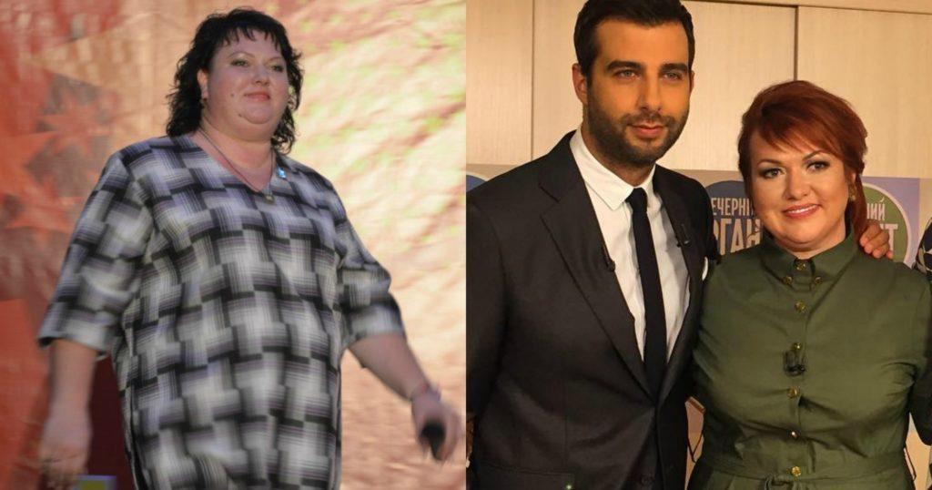 Как похудела ольга картункова: диета и фото до и после