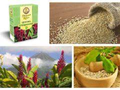 Уникальные свойства амарантового масла в ежедневном меню и косметологии