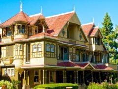 Мистический дом Винчестеров: самое необычное и негостеприимное здание на свете