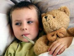 Малыш почувствовал себя плохо после приема одной назначенной врачом таблетки
