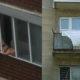 Увидев раз, забыть уже невозможно: эти балконы наполнены самым необычным содержимым