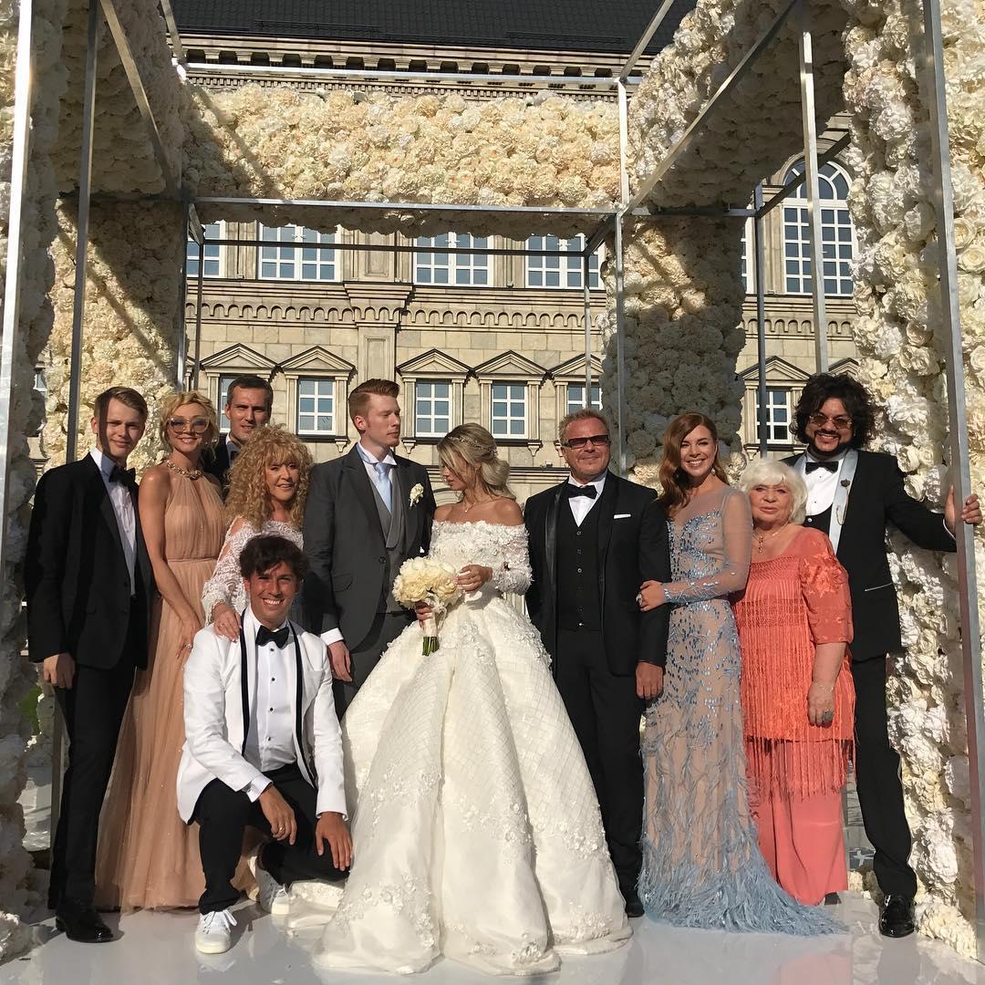 шерсти пресняковы старшие на свадьбе никиты планируете