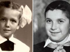Станислав Садальский опубликовал фото своих друзей и коллег в детстве и юности
