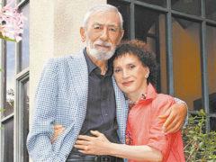 Живые легенды Нани Брегвадзе и Вахтанг Кикабидзе дали первое интервью после отъезда из России