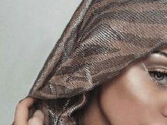 Без фильтров и фотошопа: внешность афганской львицы, популярной в Instagram