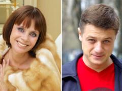 Сын Любови Полищук впервые вышел в свет с новой женой и рассказал о планах на будущее
