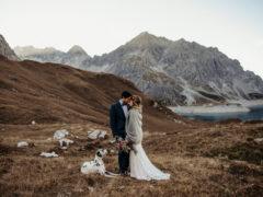 Невероятные свадебные фото от взгляда на которые захватывает дух