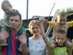 Любви все возрасты покорны: парень 23-х лет женился на 38-летней женщине, у которой 11 детей