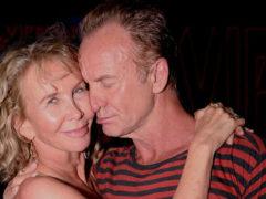 Фанаты Стинга в восторге от нежности, которая сохранилась в паре спустя 25 лет совместной жизни