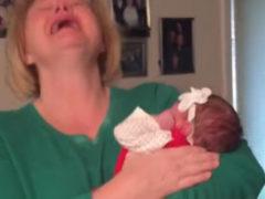 Женщина давно мечтала стать бабушкой и дочь подготовила ей слишком неожиданный сюрприз