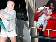 Легендарные фото папарацци: последние дни Стива Джобса, Майкл Джексон с сыном