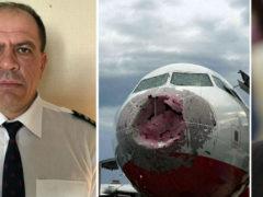 Украинский летчик, посадивший поврежденный Airbus A320, дал эксклюзивное интервью