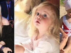 Дочь Пугачевой и Галкина растет настоящей модницей. Вот тайный рецепт красоты от 3-летней Лизы