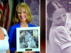 Судьбоносная встреча: две женщины хранили это фото на протяжении 38-ми лет