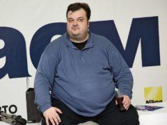 Спортивный комментатор Василий Уткин взял себя в руки и похудел на 80 кг