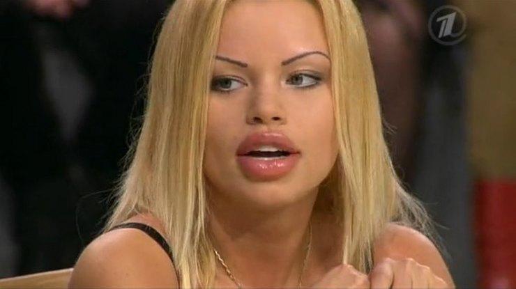 Блондинка с сексуальными губами, малика шерават эротическое видео