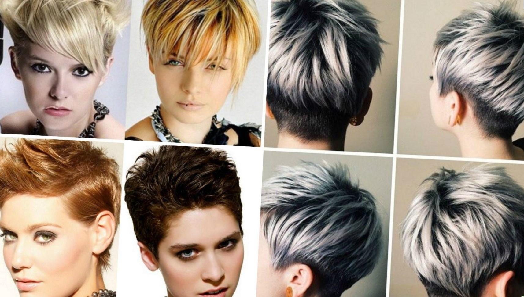 Фото модных и крутых стрижек на короткие волосы: каре, боб, пикси, каскад, гарсон и другие многослойные стрижки.