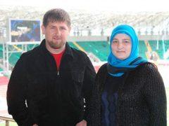 Редкие домашние фото Медни Кадыровой, на которых запечатлен их с Рамзаном младший сын