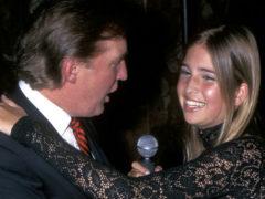 Из обычной внешности к благородной: каким «гадким утенком» была красотка Иванка Трамп