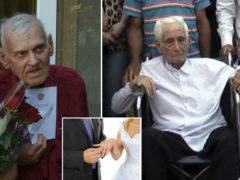 90-летний закоренелый холостяк впервые в жизни без памяти влюбился и тут же решил жениться!