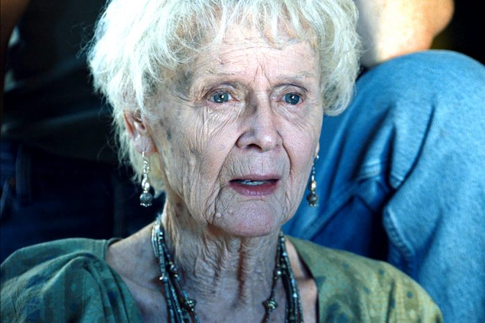 """Глория Стюарт, сыгравшая """"пожилую"""" Розу в """"Титанике"""", была красоткой в молодости"""