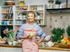 Юлия Высоцкая поделилась правилами здорового питания своей семьи