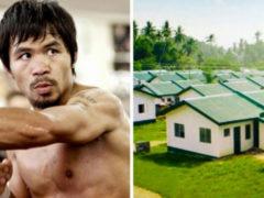 На призовые деньги чемпион мира построил целый поселок для жителей Тонго