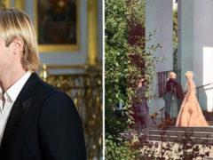 В сети появились первые снимки с венчания Яны Рудковской и Евгения Плющенко