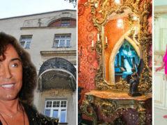 Тайные дома отечественных знаменитостей, внутреннее убранство которых поражает