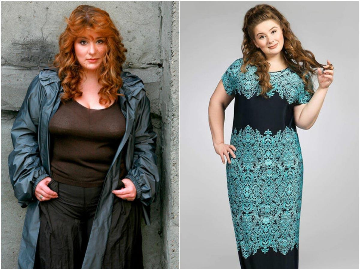 Актриса настя из ворониных похудела фото до и после 2