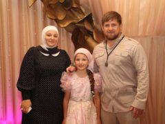 Глава Чечни Рамзан Кадыров посвятил своей жене трогательное видеопоздравление