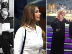 Пугачева, Градский в инвалидном кресле и Кабаева пришли поздравить Кобзона с юбилеем